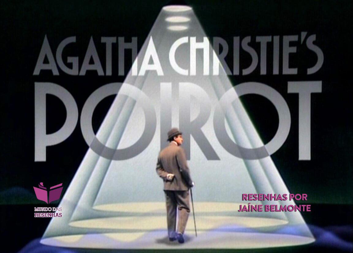 Resenha do Livro Os segredos de Poirot -Agatha Christie