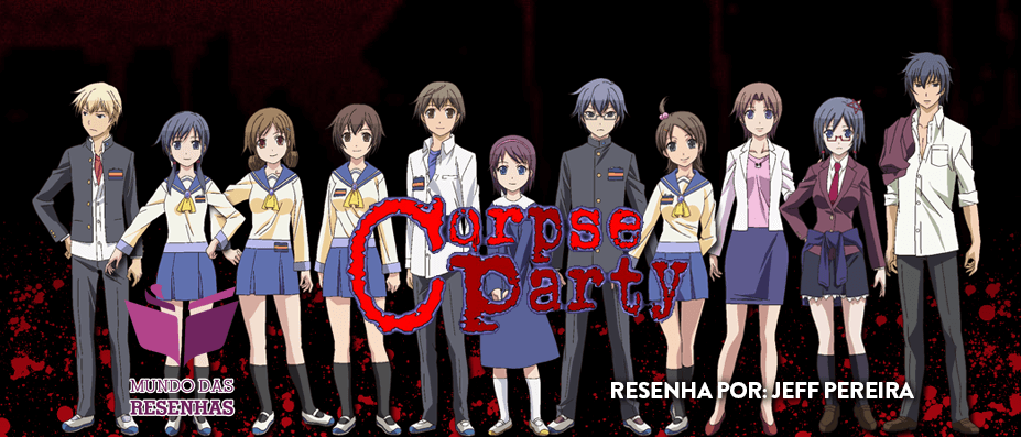 Resenha – Corpse Party – Tortured Souls