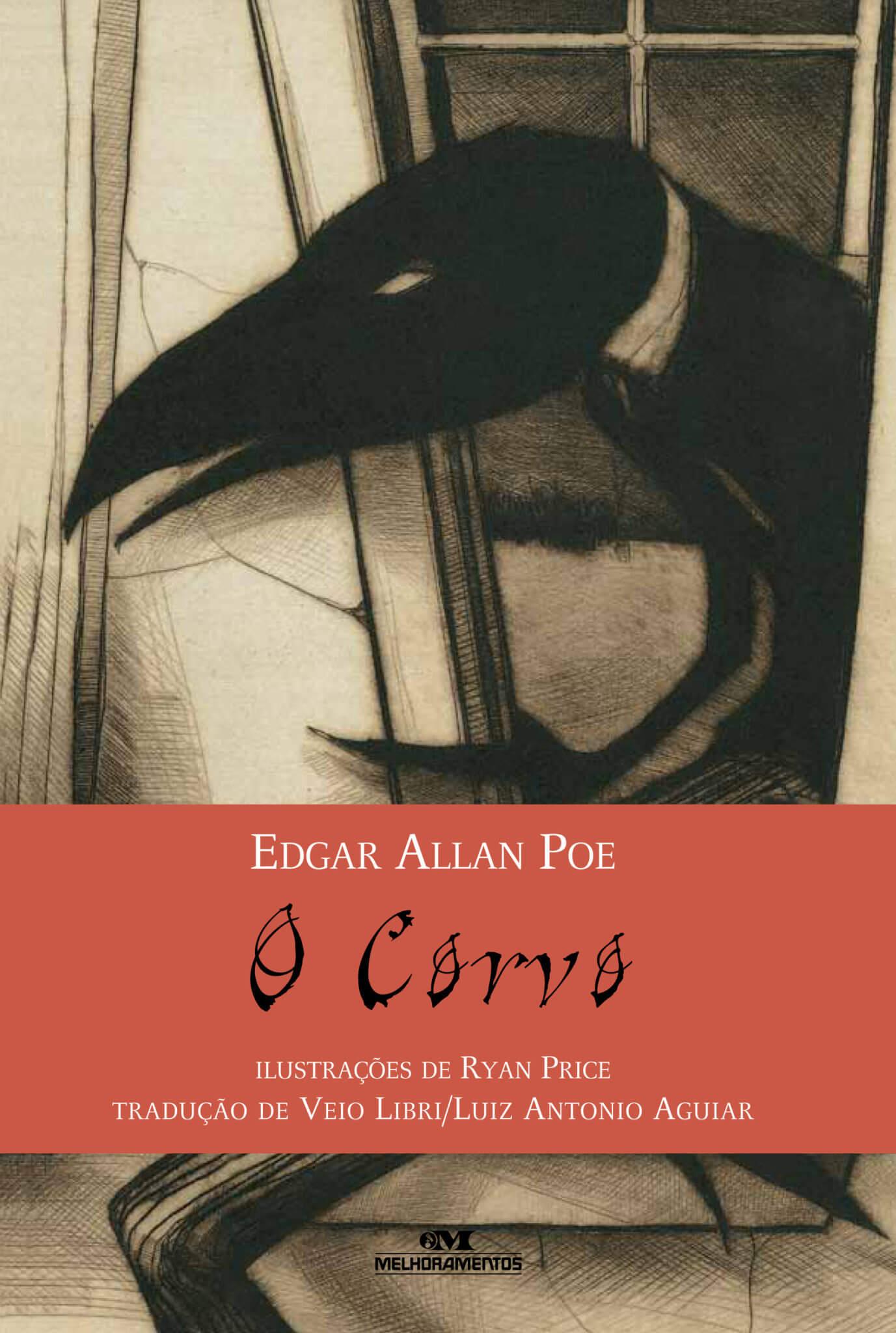 Conto – O Corvo de Edgar Allan Poe