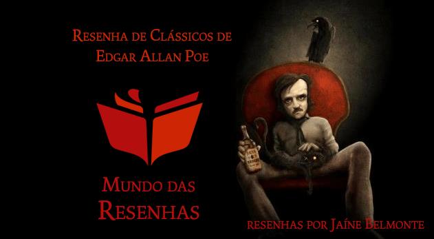 Resenha Classicos de Edgar Allan Poe – O Gato Preto – O Corvo
