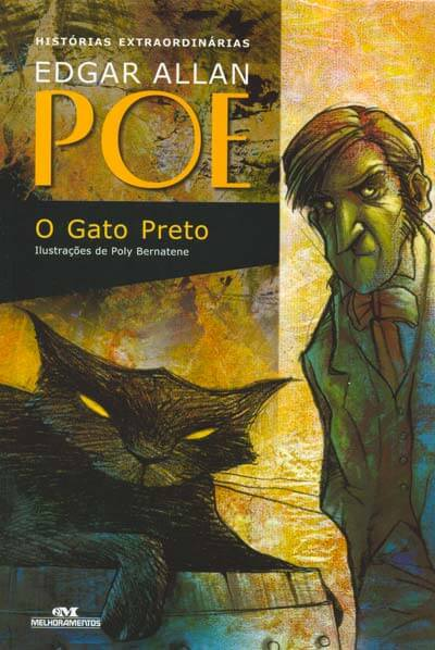 o gato preto - Edgar Allan Poe
