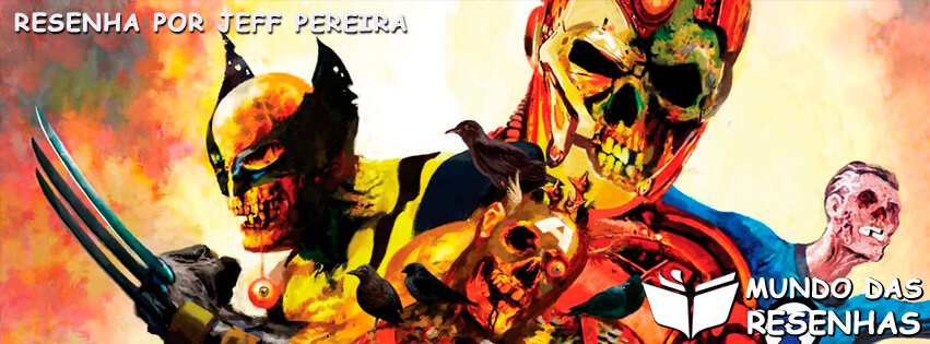 Marvel Zombies – Resenha – Wallpaper