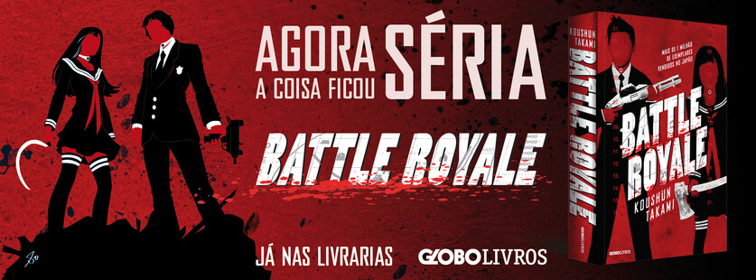 Resenha do Livro Battle Royale