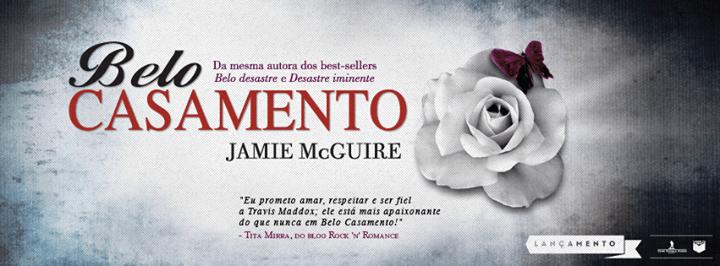 Resenha do Livro Belo Casamento - por Jamie McGuire
