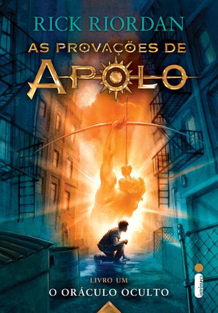 Resenha do Livro As Provações de Apolo – O Oráculo Oculto, de Rick Riordan