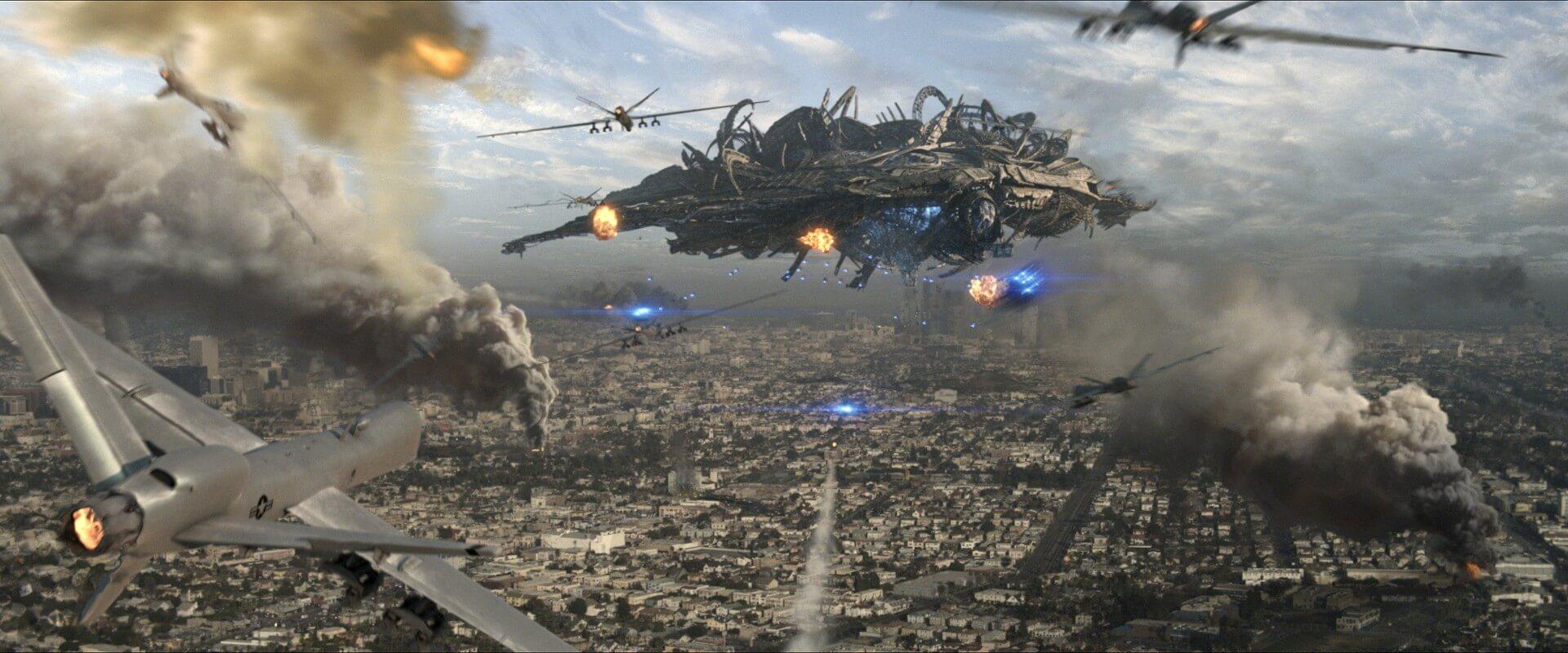 Batalha de Los Angeles