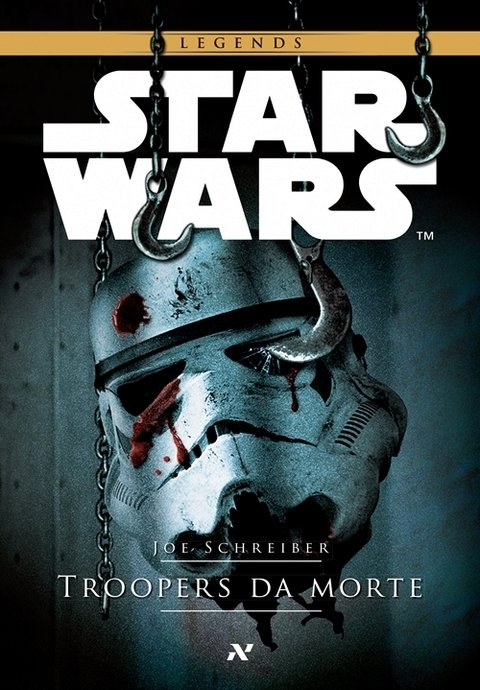 Resenha do Livro Star Wars Troopers da Morte