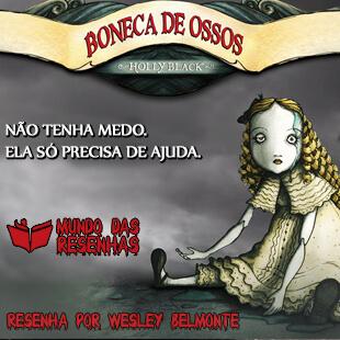 Resenha do Livro Boneca de Ossos  – Holly Black