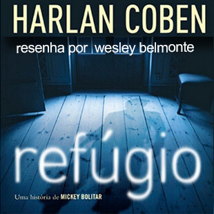 Resenha do Livro Refugio – Harlan Coben