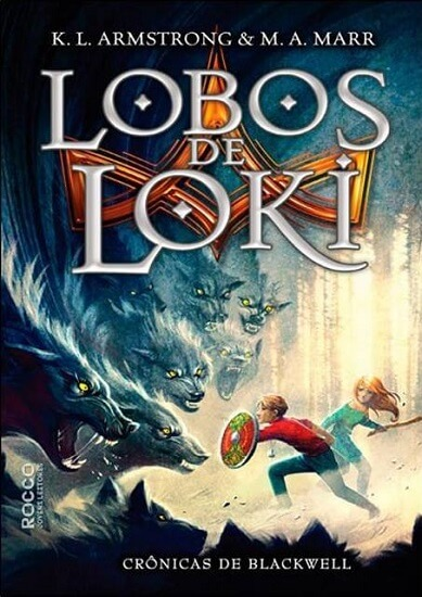 Resenha do Livro Lobos de Loki - Cronicas de Blackwell