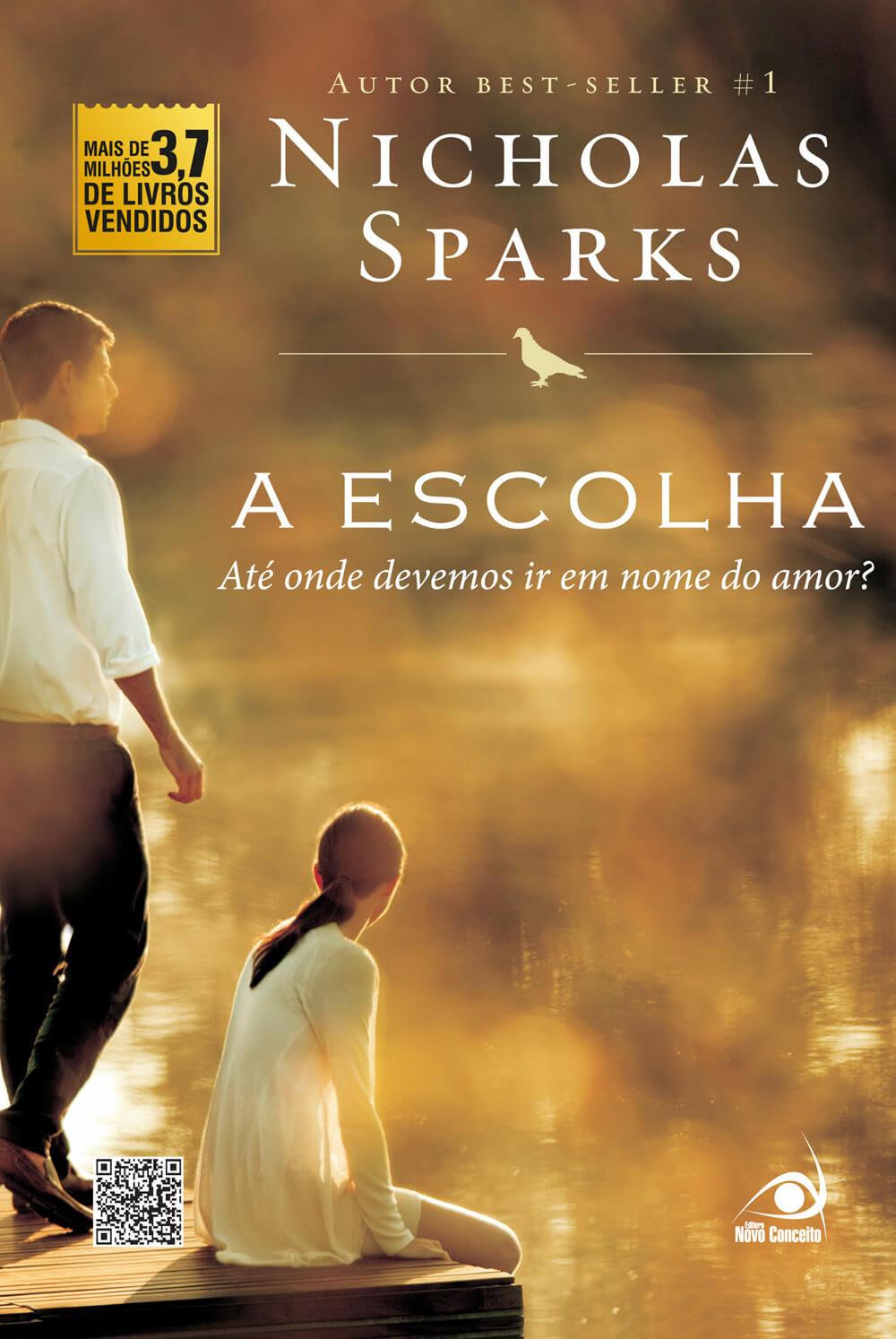 livro-a-escolha-nicholas-sparks