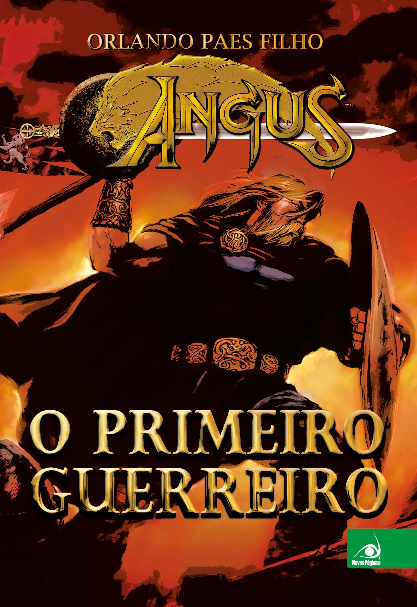 Angus – O primeiro guerreiro CAPA