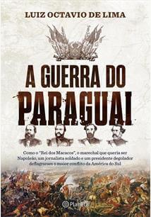 Guerra do Paraguai, livro de Luiz Octavio de Lima