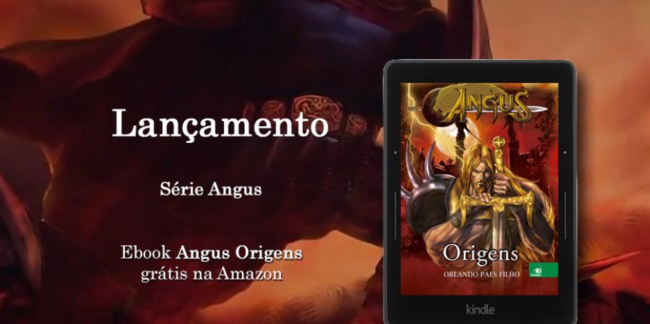 [Lançamento] Angus – O Primeiro Guerreiro