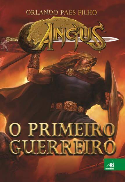 resenha – angus o primeiro guerreiro