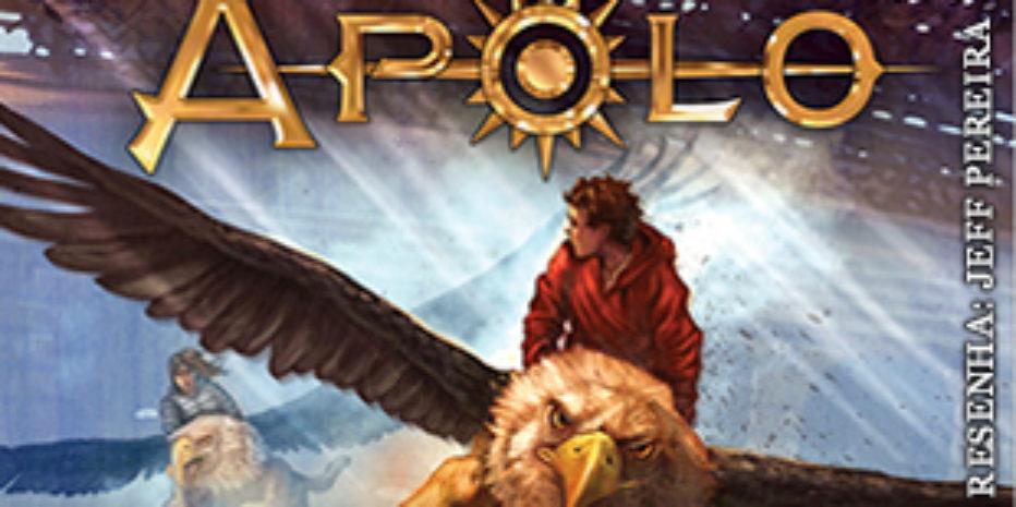 Resenha – As Provações de Apolo: A Profecia das Sombras