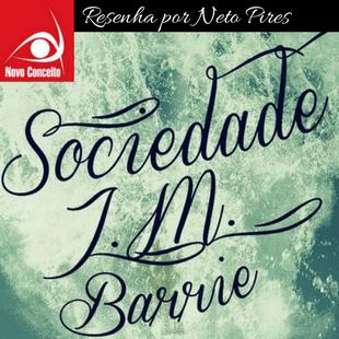 Sociedade J.M Barrie de Barbara J. Zitwer