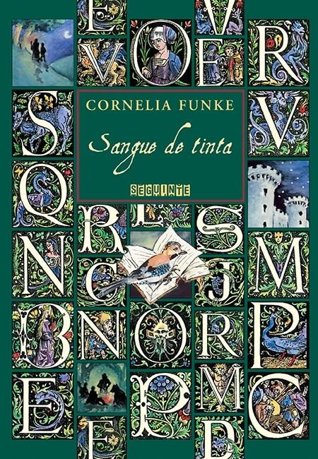 Resenha do livro Sangue de Tinta, de Cornelia funke