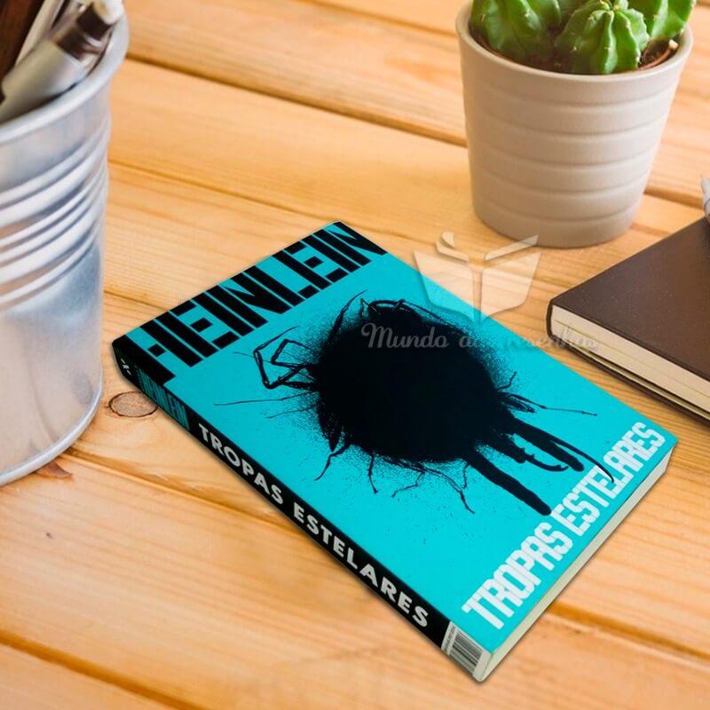 Tropas Estelares – Robert A. Heinlein