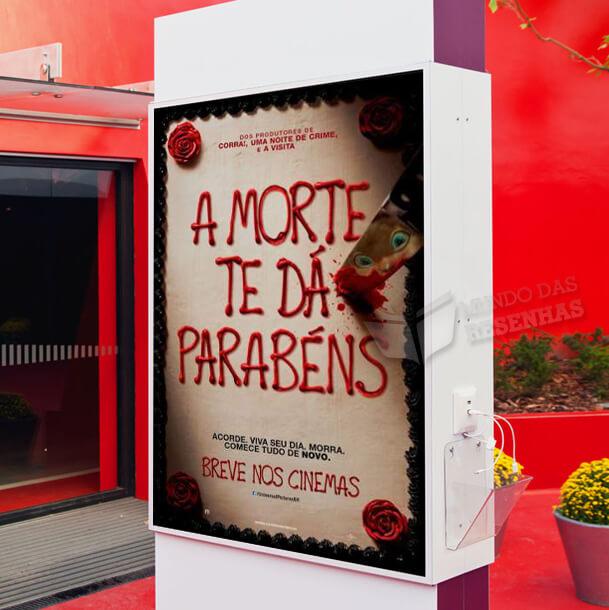 CRITICA DO FILME A MORTE TE DÁ PARABENS