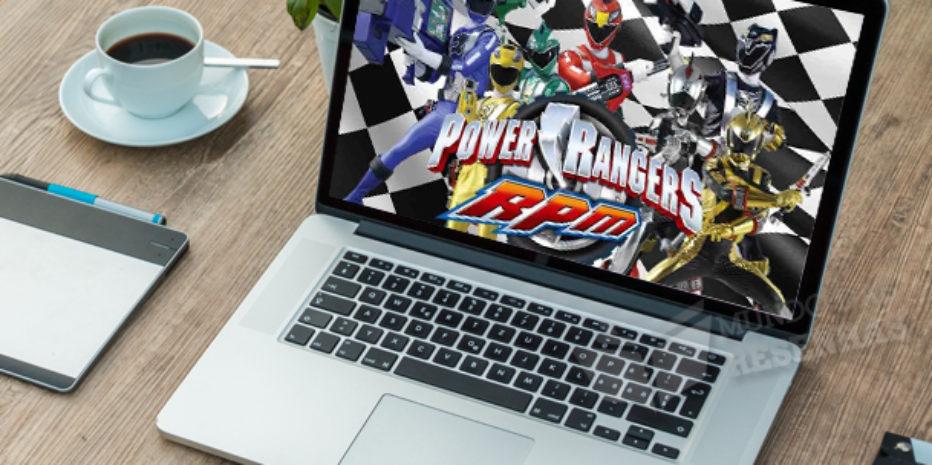 Resenha – Power Rangers: RPM