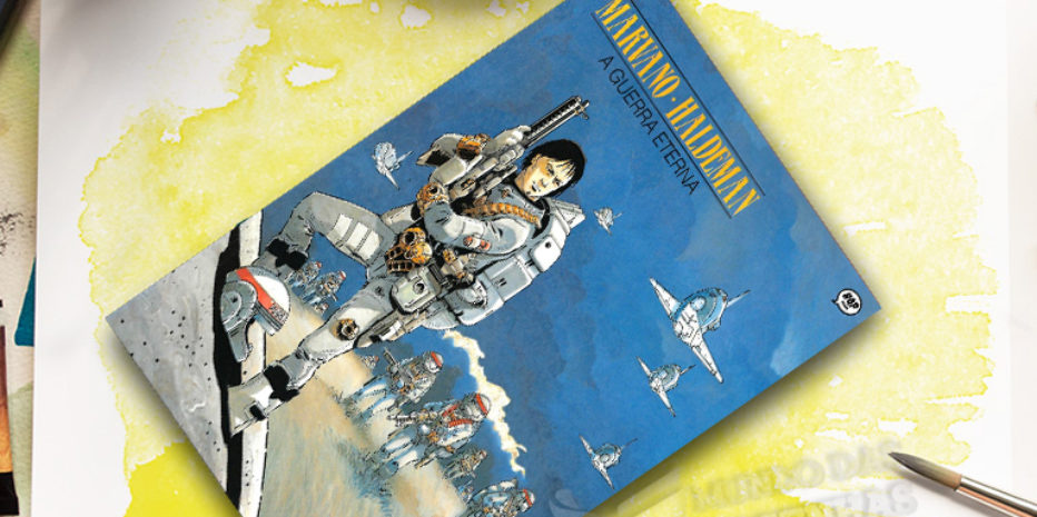 A Guerra Eterna – Joe Heldeman (Grafic Novel)