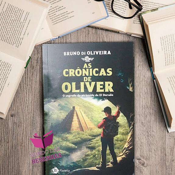 RESENHA DO LIVRO AS CRONICAS DE OLIVER