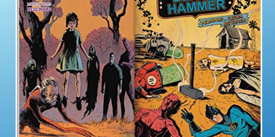 """Série Black Hammer: """"Análise das histórias 1-6"""" – Vale a pena a leitura #04?"""