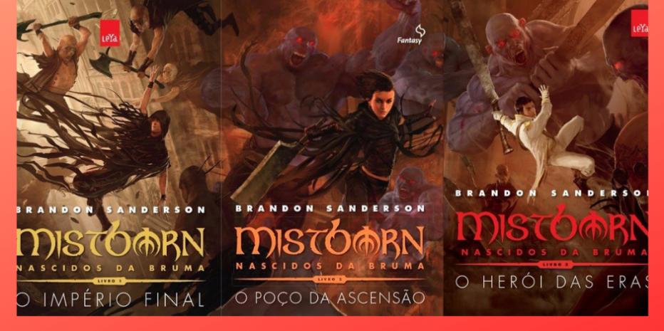 Mistborn – Primeira Era: Vale a pena a leitura? #03