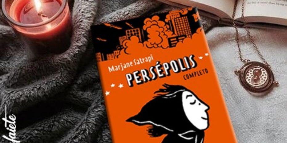 """Persépolis: """"A HQ que ensina e abre os nossos olhos selados pela mídia."""""""