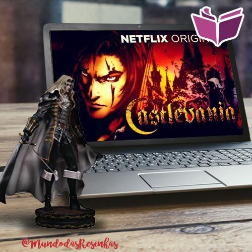 Castlevânia (Original Netflix): Espetacular do começo ao fim!