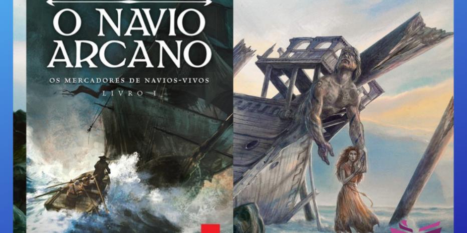 O Navio Arcano: O que dizer da aclamada fantasia de Robin Hobb?