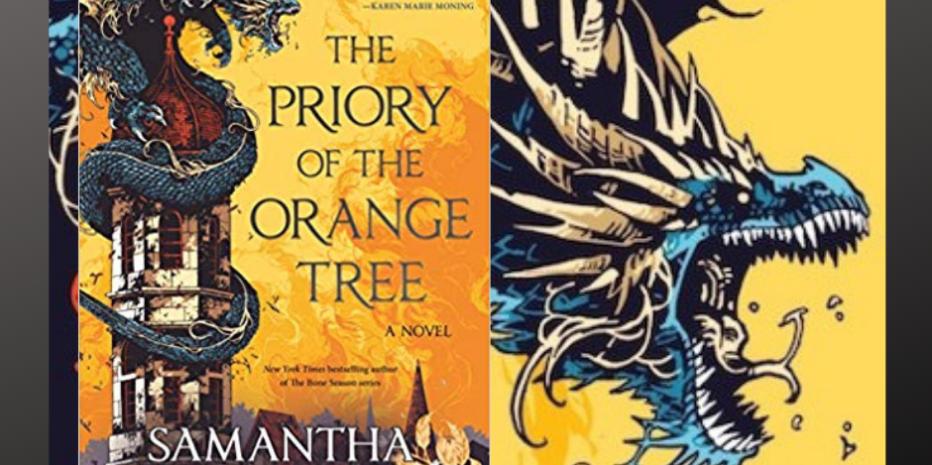 The Priory of the Orange Tree: A Perfeição em forma de livro.