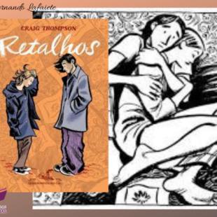 Retalhos: Uma graphic novel de alto nível!