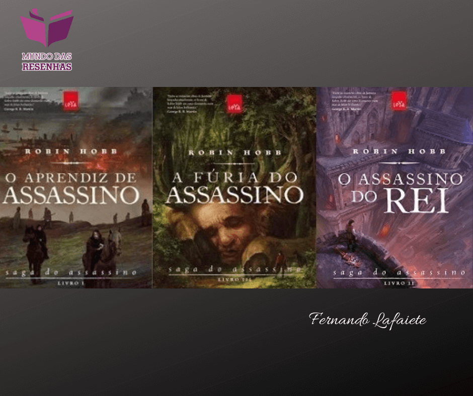 A Saga do Assassino: Vale a pena a Leitura? #05