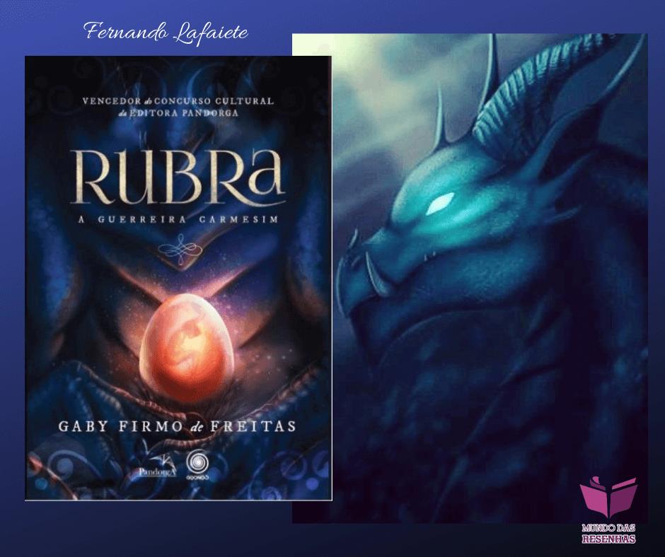 Rubra: A Guerreira Carmesim: Minha admiração pelos autores brasileiros só cresce.