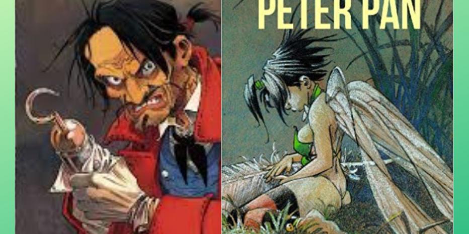 (HQ) Peter Pan: Nascemos monstros ou é a sociedade que nos transforma neles?