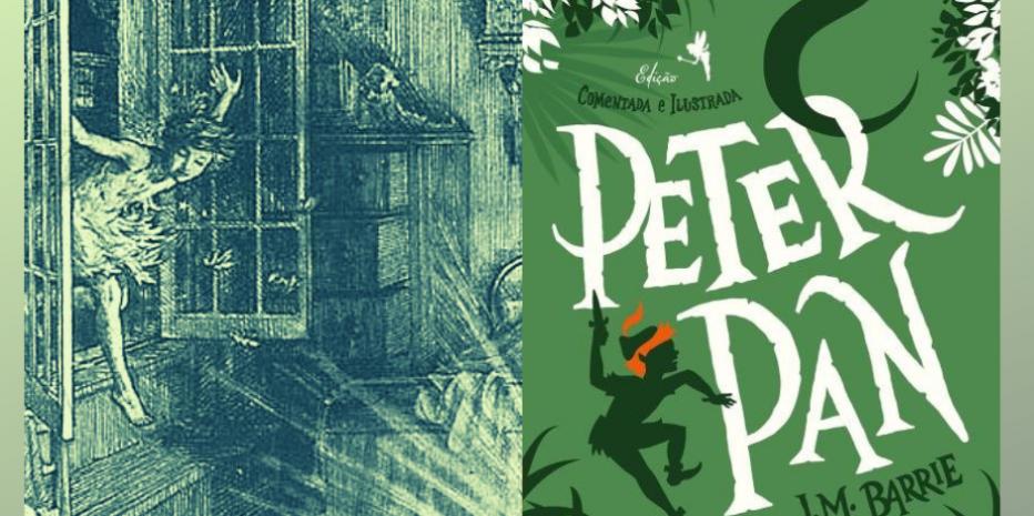 Peter Pan: Uma análise da diversão psicológica da obra-prima de J. M. Barrie.