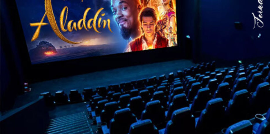 Aladdin (live-action 2019): O Imperfeito divertido.