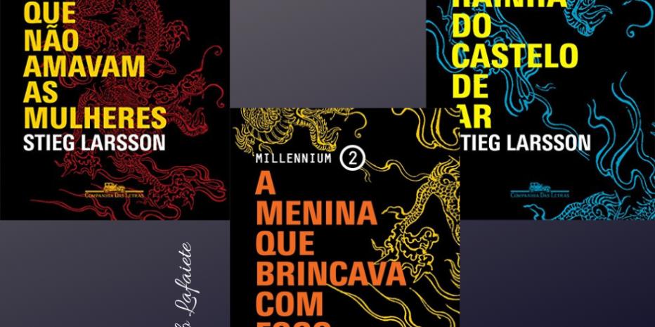 Trilogia Millenium: Vale a pena a leitura? #14