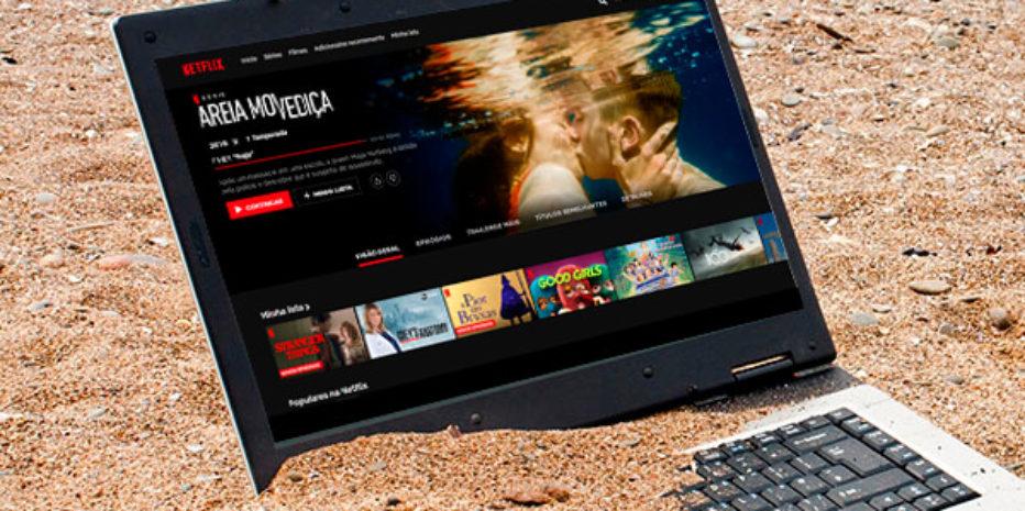 Crítica: Areia Movediça – Netflix