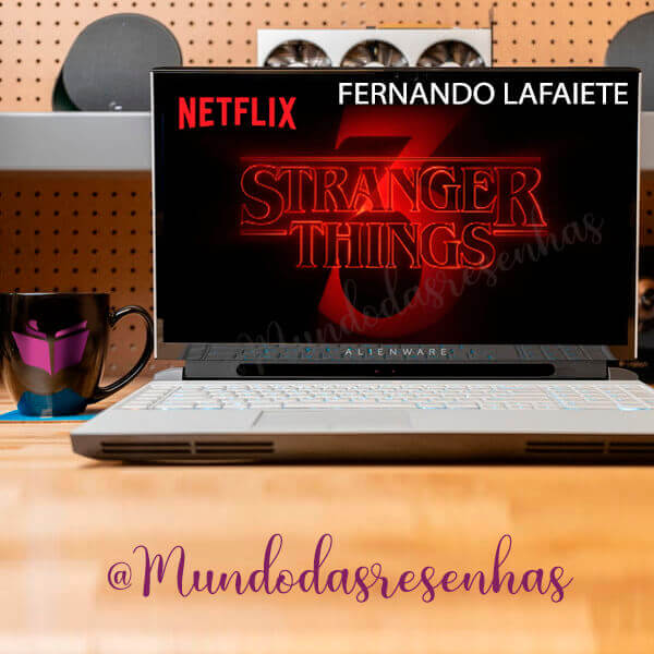 Stranger Things (3ª temporada – Original Netflix)