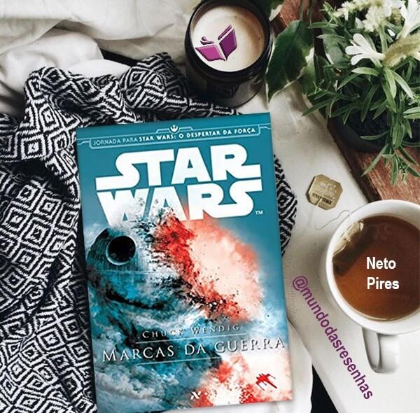 Marcas da Guerra – Star Wars – Chuck Wendig