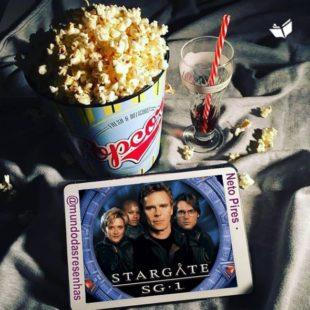 Stargate – SG1 – Brad Wright e Jonathan Glassner
