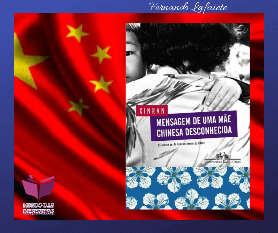 Mensagem de uma mãe chinesa desconhecida: Por que minha mãe chinesa não me quis?