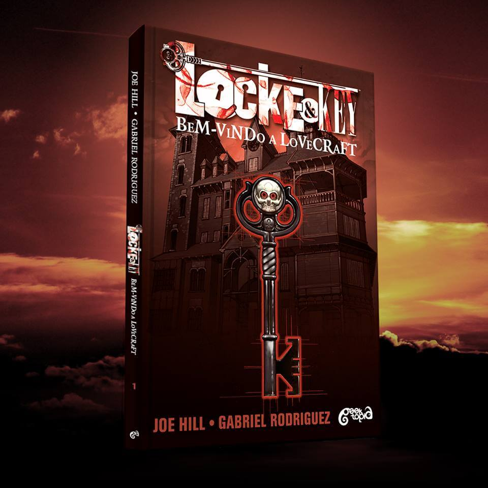 RESENHA: HQ LOCKE & KEY – JOE HILL E GABRIEL RODRIGUEZ