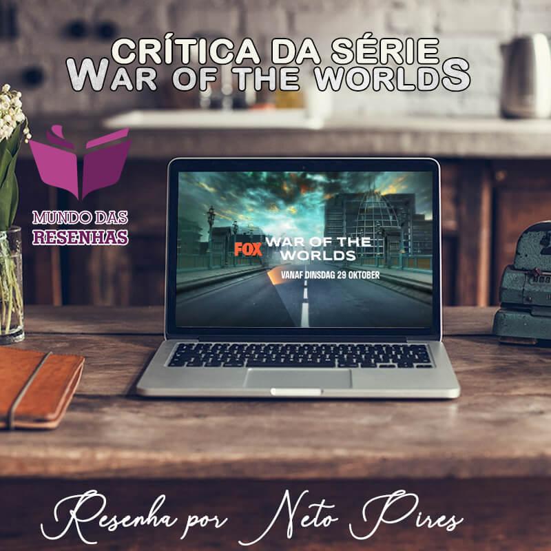 Guerra dos Mundos – 2019 – Howard Overman