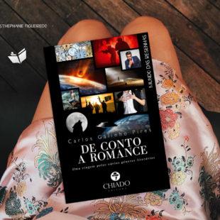 DE CONTO A ROMANCE – CARLOS GALINHO PIRES
