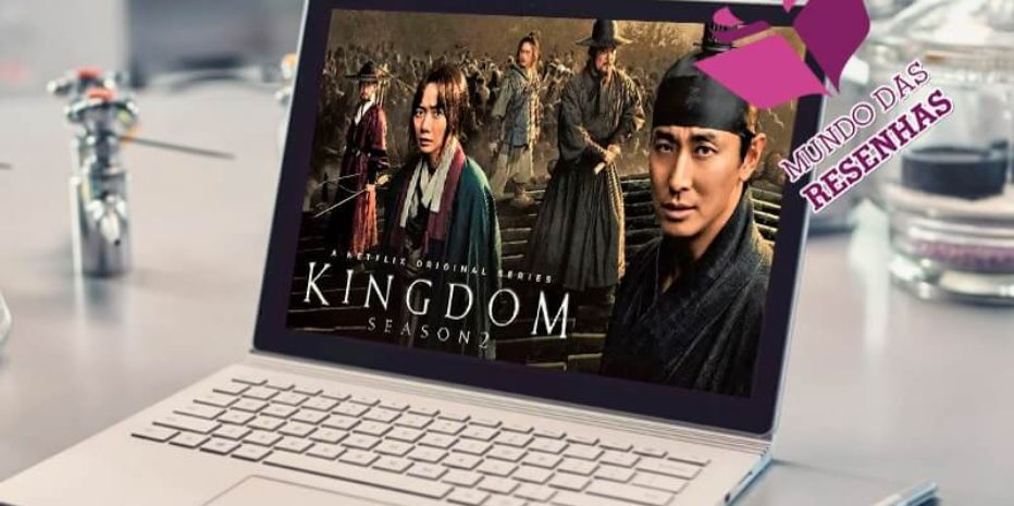 Kingdom – 2ª Temporada (Netflix)