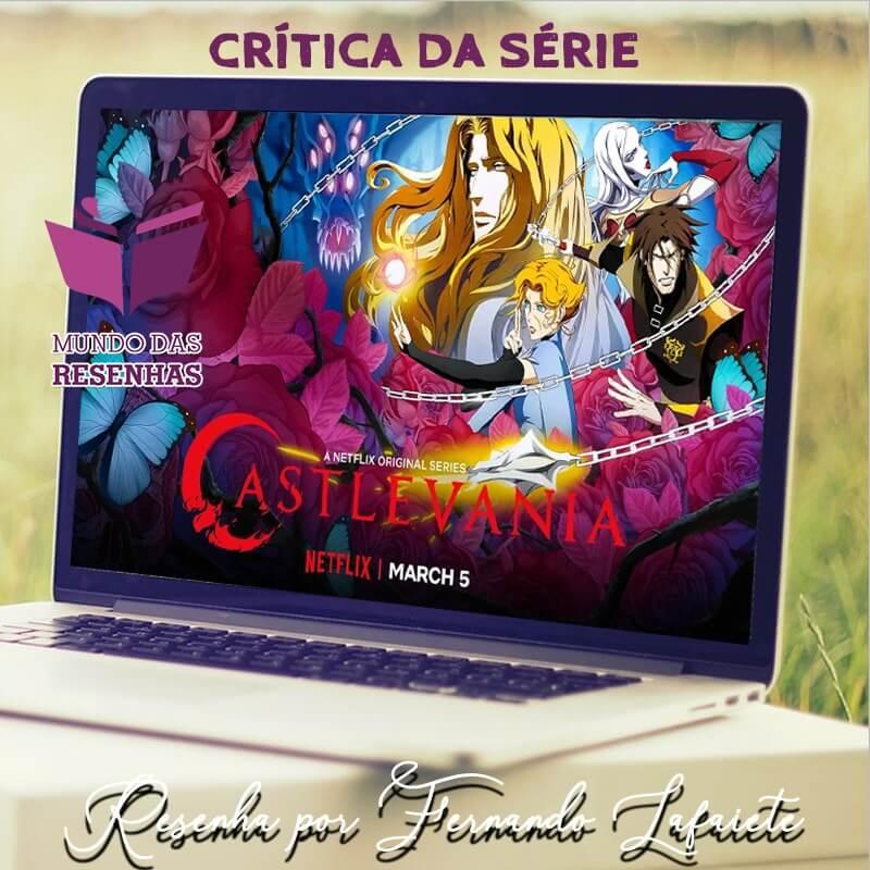 Castlevânia 3ª Temporada (NETFLIX)